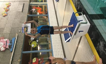 Zwemdiploma Dinand