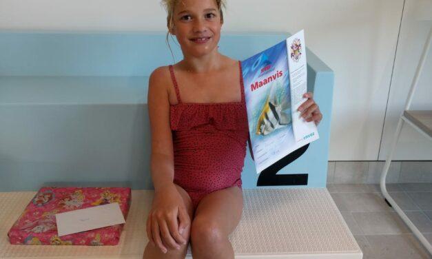 Zwemdiploma fenna